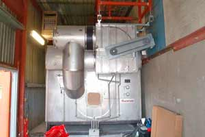 High-performance indirect heating system